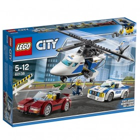 Lego City High Speed Chase - 60138 - 1