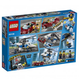 Lego City High Speed Chase - 60138 - 3