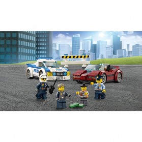 Lego City High Speed Chase - 60138 - 6