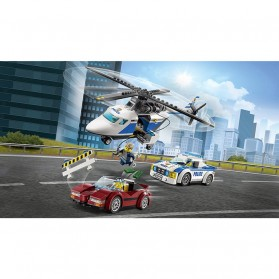 Lego City High Speed Chase - 60138 - 9