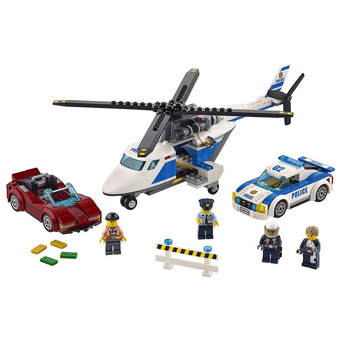 Lego City High Speed Chase 60138 Jakartanotebookcom