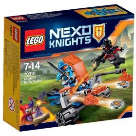 Lego Nexon Knight Knighton Battle Blaster - 70310