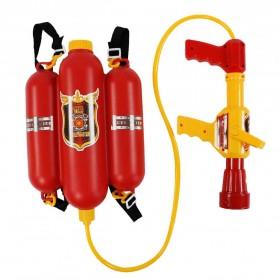 Mainan Pistol Air Pemadam Kebakaran - Red