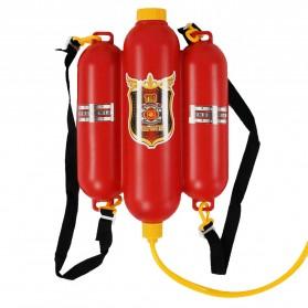 Mainan Pistol Air Pemadam Kebakaran - Red - 3