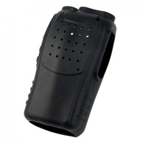 Silicone Case for Baofeng H777 BF-888s - Black