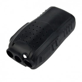 Silicone Case for Baofeng H777 BF-888s - Black - 2