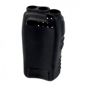 Silicone Case for Baofeng H777 BF-888s - Black - 3