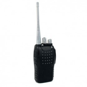 Silicone Case for Baofeng H777 BF-888s - Black - 5