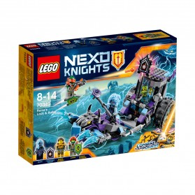 Lego Nexo Knights Ruina's Lock and Roller - 70349