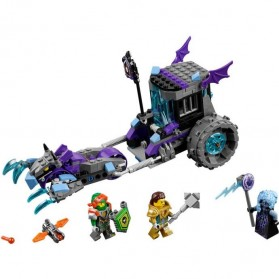 Lego Nexo Knights Ruina's Lock and Roller - 70349 - 2