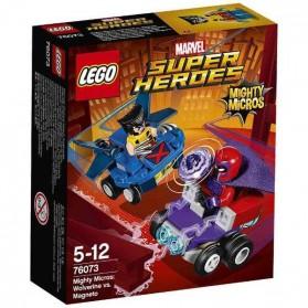 Lego Mighty Micros Wolverine vs Magneto - 76073