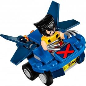 Lego Mighty Micros Wolverine vs Magneto - 76073 - 2