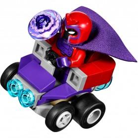 Lego Mighty Micros Wolverine vs Magneto - 76073 - 3