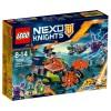 Mainan Action Figure - Lego Nexo Knights Aaron's Stone Destroyer - 70358