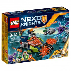 Lego Nexo Knights Aaron's Stone Destroyer - 70358 - 1