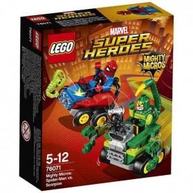 Lego Mighty Micros Spiderman vs Scorpion - 76071