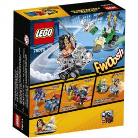 Lego Mighty Micros Wonder Woman vs Doomsday - 76070 - 2