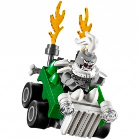Lego Mighty Micros Wonder Woman vs Doomsday - 76070 - 4