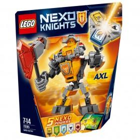 Lego Nexo Knights Battle Suit Axl - 70365