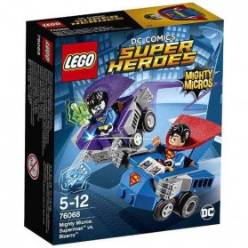 Lego Mighty Micros Superman vs Bizzaro - 76068
