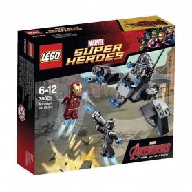 Lego Marvel Super Heroes Iron Man vs Ultron - 76029