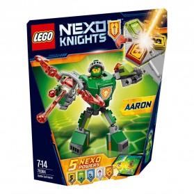 Lego Nexo Knights Battle Suit Aaron -