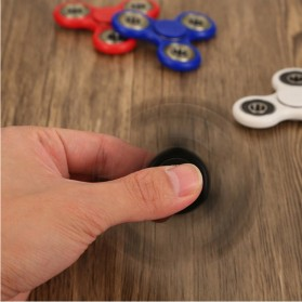 Tri Fidget Spinner 5 Minute Spin - Black - 3