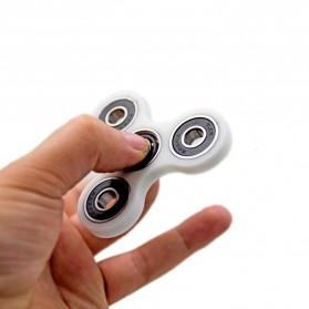 Tri Fidget Spinner 5 Minute Spin - Black - 4