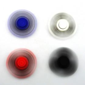 Tri Fidget Spinner 5 Minute Spin - Black - 7