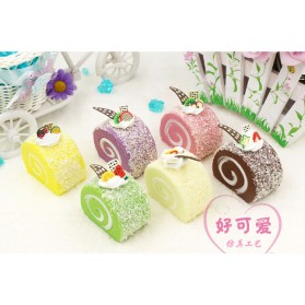 Squishy Toy Model Kue Bolu - Multi-Color - 4