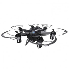 iDrone i6s Hexacopter Drone 6-Axis 2.0MP 720P - Black