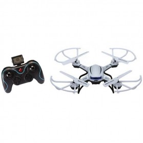 JJRC H12C Quadcopter Drone - White - 2
