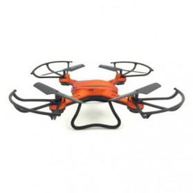 JJRC H12W Quadcopter Drone Wifi dengan Kamera 2MP 720P - Red - 2