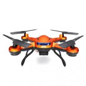 JJRC H12W Quadcopter Drone Wifi dengan Kamera 2MP 720P - Red - 3