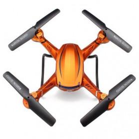 JJRC H12W Quadcopter Drone Wifi dengan Kamera 2MP 720P - Red - 6
