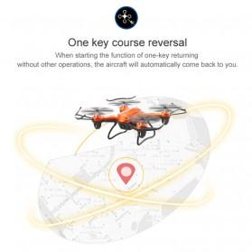 JJRC H32WH Quadcopter Drone Wifi dengan Kamera 2MP 720P - White - 2