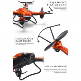JJRC H32WH Quadcopter Drone Wifi dengan Kamera 2MP 720P - White - 5