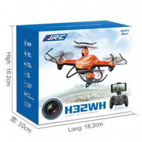 JJRC H32WH Quadcopter Drone Wifi dengan Kamera 2MP 720P - White - 6