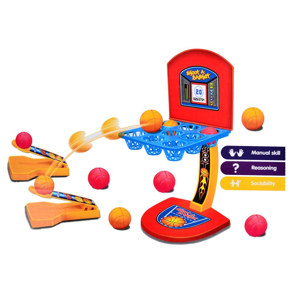 Game Bola Basket Mini  Red  JakartaNotebook.com