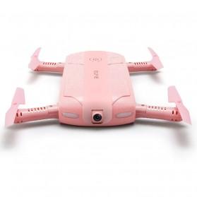 JJRC H37 Elfie Valentine Version Drone Wifi dengan Kamera 2MP 720P - Pink - 2