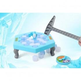 Mainan Penguin Trap Ice Breaking - 3