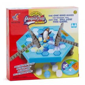 Mainan Penguin Trap Ice Breaking - 4
