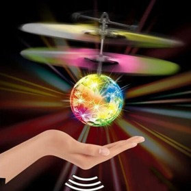 Mainan Flying Ball Disco - CY-386 - Multi-Color
