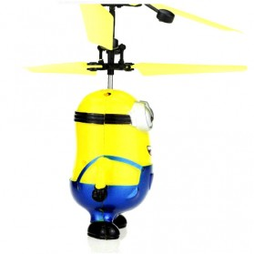 Mainan Flying Ball Model Minion - Blue/Yellow - 5