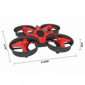 Leadingstar Quadcopter Drone - NH010 - Red - 3