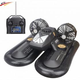 Hovercraft Boat Remote Control - Black
