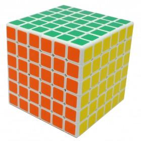 Shengshou Rubik Cube 6 x 6 x 6 - Green