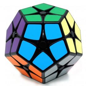 Shengshou Rubik Megaminx Cube 2 x 2 - Black - 1