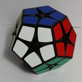 Shengshou Rubik Megaminx Cube 2 x 2 - Black - 2