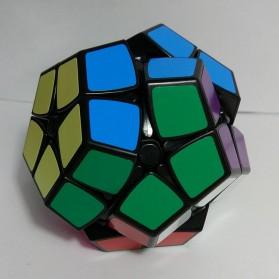 Shengshou Rubik Megaminx Cube 2 x 2 - Black - 5
